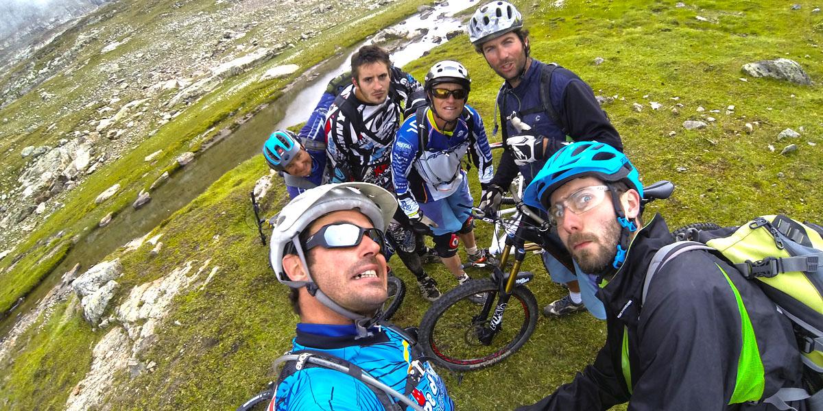 Les monos MCF de l'Alpe d'Huez