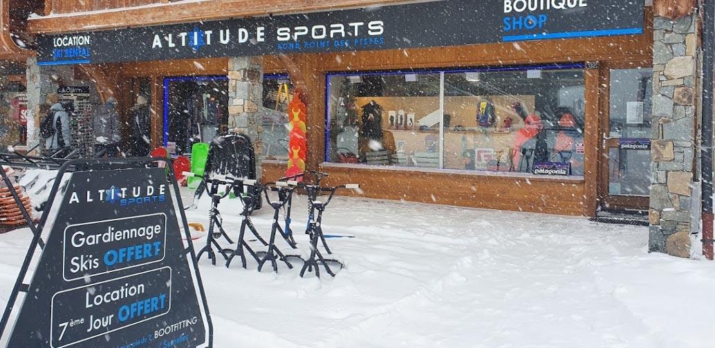 Altitude Sport Logo
